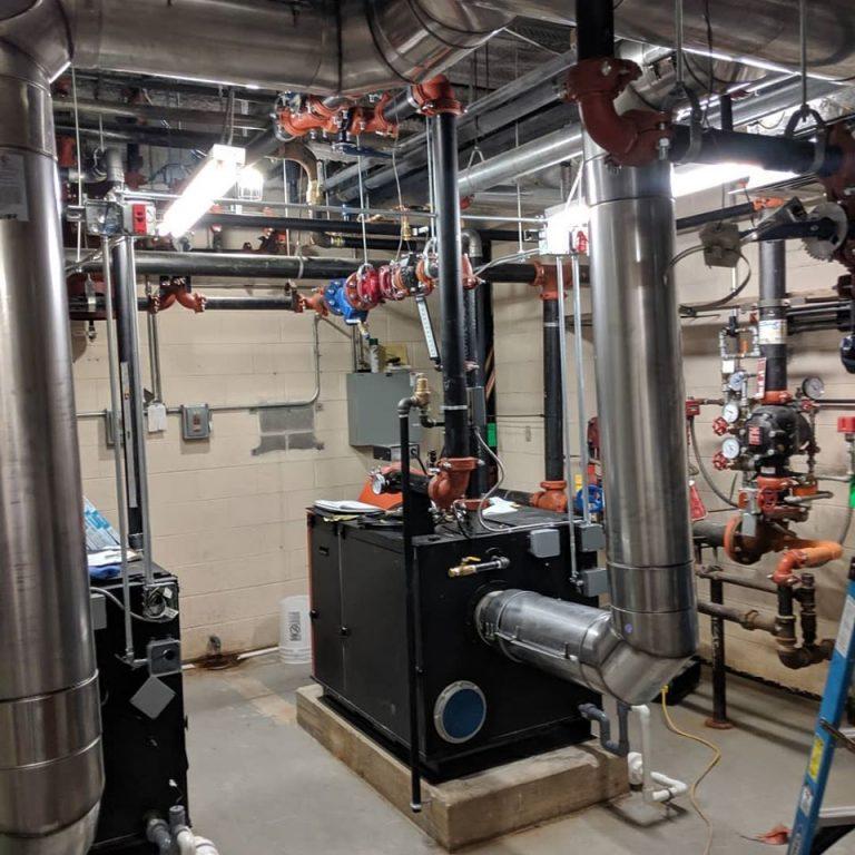 heater repair service co