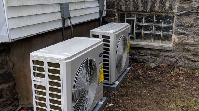 Air Conditioning Options for Older Homes
