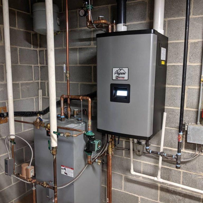 heating repair bucks county