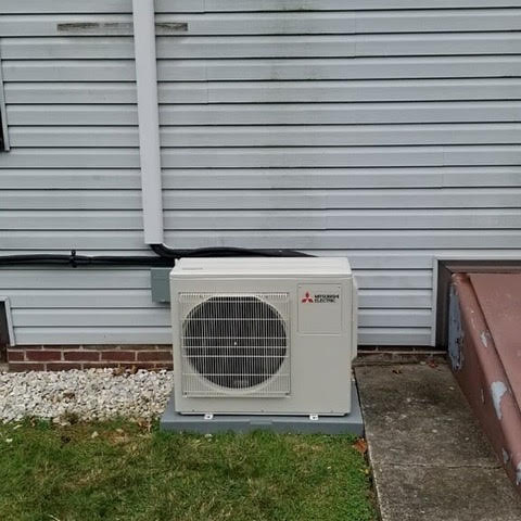 Mini Ductless Air Conditioner