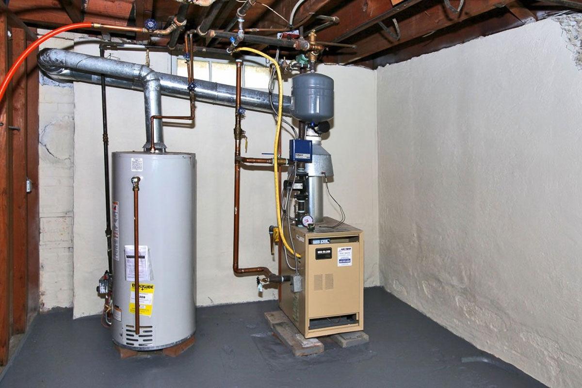 furnace boiler repair